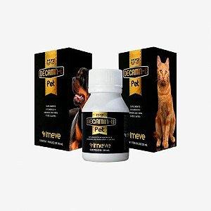 Decamin-B Pet – Suplemento vitamínico e aminoácido para cães e gatos