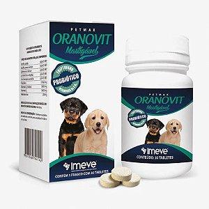 Oranovit – Suplemento vitamínico e aminoácido, com triptofano, para cães e gatos