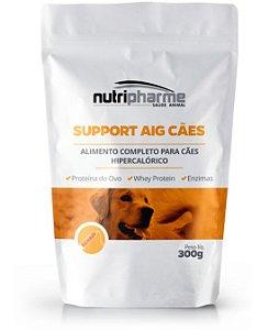 Suplemento Vitamínico Nutripharme Support Aig para Cães Hipercalórico