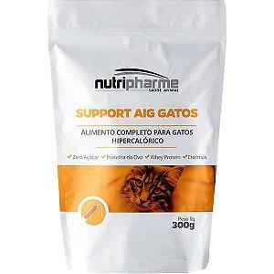 Support Ai-G Alimento Para Gatos Nutripharme - 300g