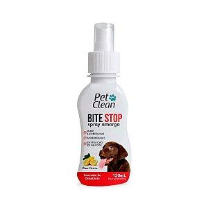 Spray Bite Stop Pet Clean Amargante 120ml