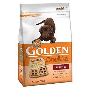 Biscoito Golden Cookie para Cães Filhotes 400 G