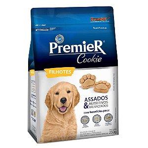 Biscoito Premier Pet Cookie para Cães Filhotes 250 G