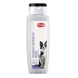 Shampoo Ibasa Antipulgas Ibapet 200 ML