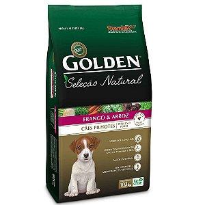 Ração Golden Premier Pet Seleção Natural para Cães Filhotes Mini Bits