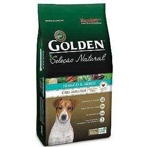 Ração Golden Premier Pet Seleção Natural para Cães Adultos Mini Bits