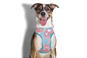 Peitoral para cachorros Mesh Plus Memphis