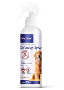 Ectoparasiticidas Defendog Spray 250ml