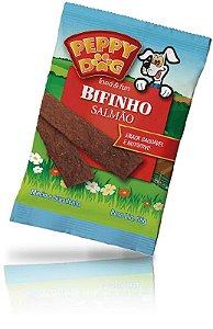Bifinho Peppy Dog Salmão 65g