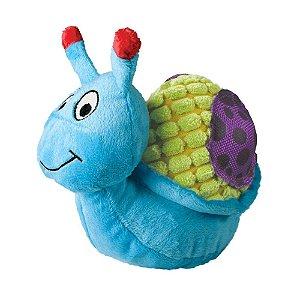 Brinquedo KONG Picnic Patches Snail PP para Cães