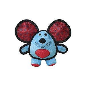 Brinquedo KONG Orelhas Balísticas de Rato (M)