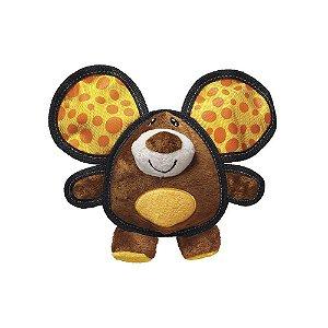 Brinquedo KONG Orelhas Balísticas de Urso (M)