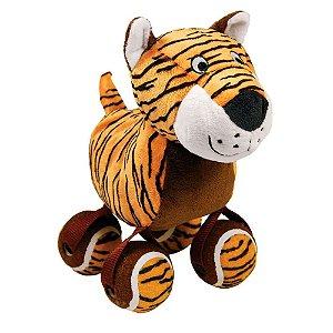 Brinquedo KONG Tennishoes Tiger RTS para Cães