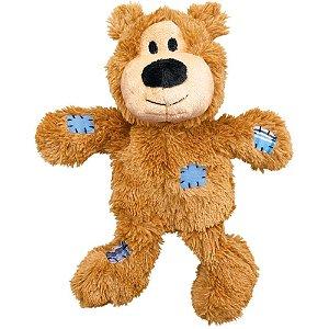 Brinquedo KONG Wild Knots Bear Bege para Cães