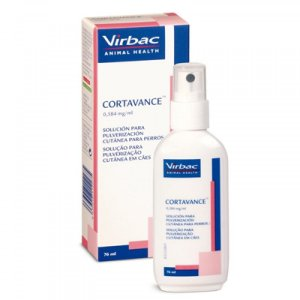 Anti-Inflamatório Virbac Cortavance Spray - 76ml