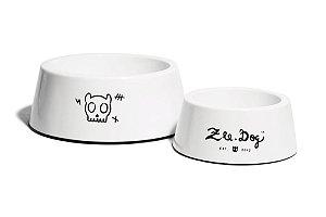 Comedouro para cachorros Zig Zag