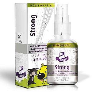 Sistema de Terapia Homeopet Estímulo da Imunidade Strong - 30 mL
