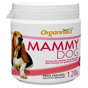 Suplemento Alimentar Organnact Mammy