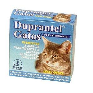 Duprantel Gatos