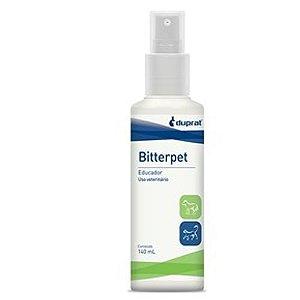 Bitterpet - Spray Educador para Cães, Gatos, Furões, Roedores e Aves - 140ml