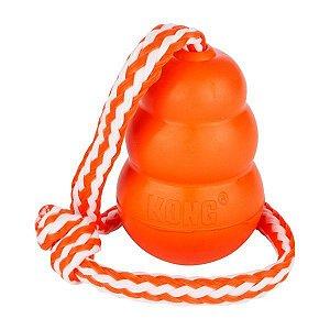 Brinquedo Interativo KONG Aqua  Large - Laranja G