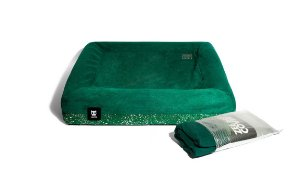 Capa de Cama ZEE.BED Verde
