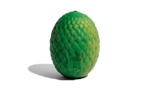 Brinquedo para cachorros Game of Thrones Dragon Egg Rhaegal