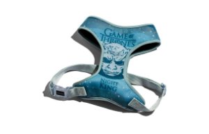 Peitoral para cachorros Mesh Plus Game of Thrones Night King