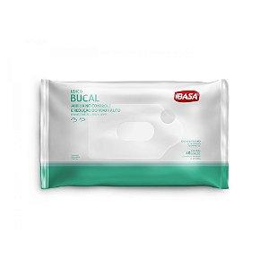 O Lenço Bucal Ibasa é indicado como higienizante bucal para cães e gatos.