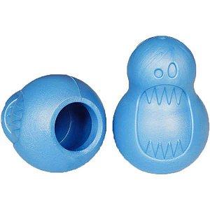 Brinquedo Mordedor Pet Games Monstrinho Azul