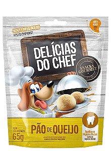Delícias do Chef Sabor Pão de Queijo 65g