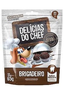 Delícias do Chef Sabor Brigadeiro 65g