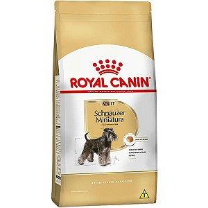 Ração Royal Canin Miniature para Cães Adultos da Raça Schnauzer