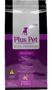 Plus Pet High Premium Filhote