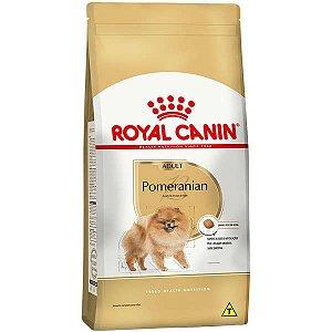 Ração Seca Royal Canin para Cães Adultos Pomeranian