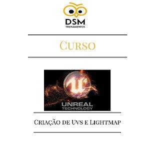 Unreal 4 – Criação de Uvs e Lightmap