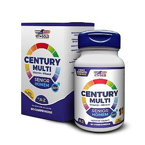 Multivitaminico Century Multi Senior Homem 60 comprimidos