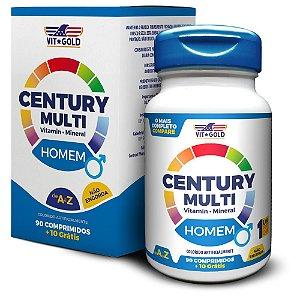Multivitaminico Century Multi Homem 90 comprimidos + 10