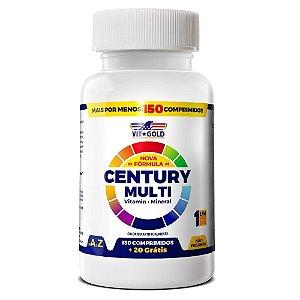 Multivitaminico Century Multi Vitgold 130+20 comprimidos