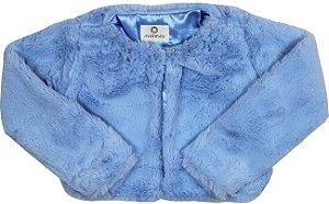 Bolero Pele Azul Claro - Matinée