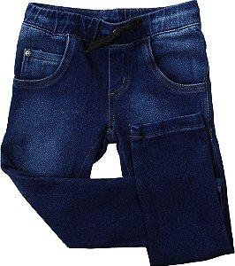 Calça Jeans Moletom  Diversos Modelos - Jeito de Criança