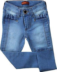 Calça Jeans Diversas Cores e Modelos - Jeito de Criança