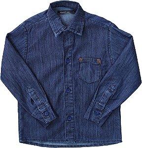 Camisa Jeans - Jeito de Criança