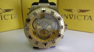 Kit 02 Relógio Invicta Subaqua Noma Replica Primeira Linha