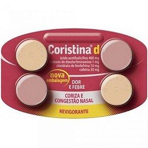 CORISTINA D 4 CPR