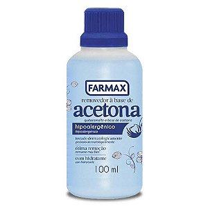 ACETONA FARMAX 100ML