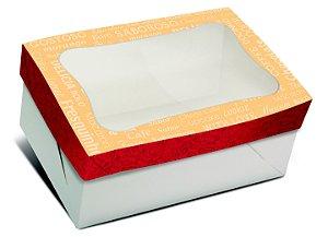 Embalagem para Doces, Bolos em Fatias e Mini Bolo BASE ALTA PD70 - 100 unidades