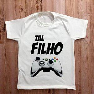 KIT 023 - FILHO VÍDEO GAME