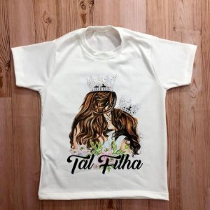 KIT 008 - FILHA COROA BEIJO TESTA