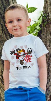 KIT 075 - FILHO FLAMENGO F.C.